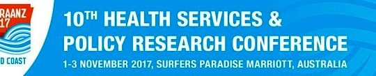 10th Health Services and Policy Research Conference – Call for Abstracts Now Open
