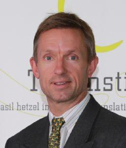 HSRAANZ President: Jon Karnon