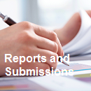 reports and submissions